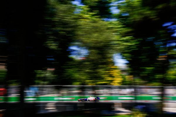 2017 FIA Formula 2 Round 4. Baku City Circuit, Baku, Azerbaijan. Sunday 25 June 2017. Sergio Canamasas (ESP, Trident)  Photo: Andy Hone/FIA Formula 2. ref: Digital Image _ONY9853