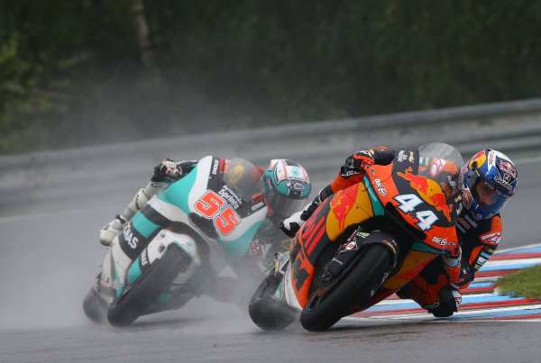 2017 Moto2 Championship - Round 10 Brno, Czech Republic Friday 4 August 2017 Miguel Oliveira, Red Bull KTM Ajo World Copyright: Gold and Goose / LAT Images ref: Digital Image 683679
