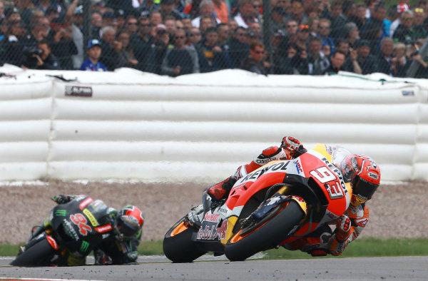 2017 MotoGP Championship - Round 9 Sachsenring, Germany Sunday 2 July 2017 Marc Marquez, Repsol Honda Team World Copyright: David Goldman/LAT Images ref: Digital Image 34039