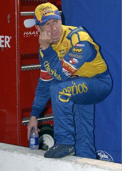 2002 NASCAR,Bristol Motor Speedway,Aug 23-24 20022002 NASCAR, Bristol,Tenn. USA -John Andretti,Copyright-Robt LeSieur2002LAT Photographic