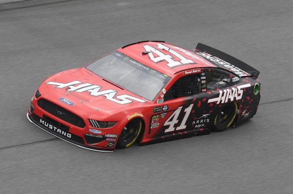 #41: Daniel Suarez, Stewart-Haas Racing, Ford Mustang Haas Automation