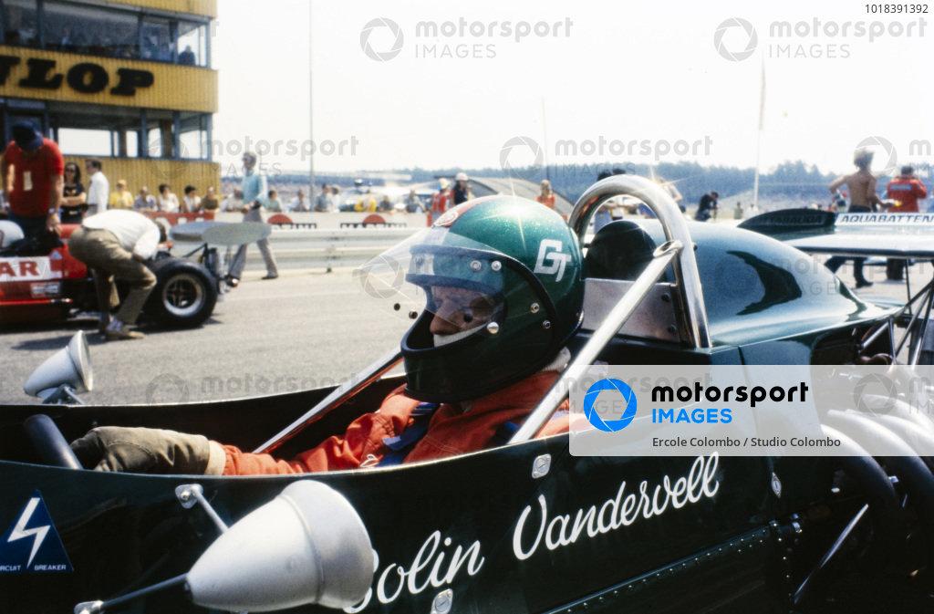 Colin Vandervell.