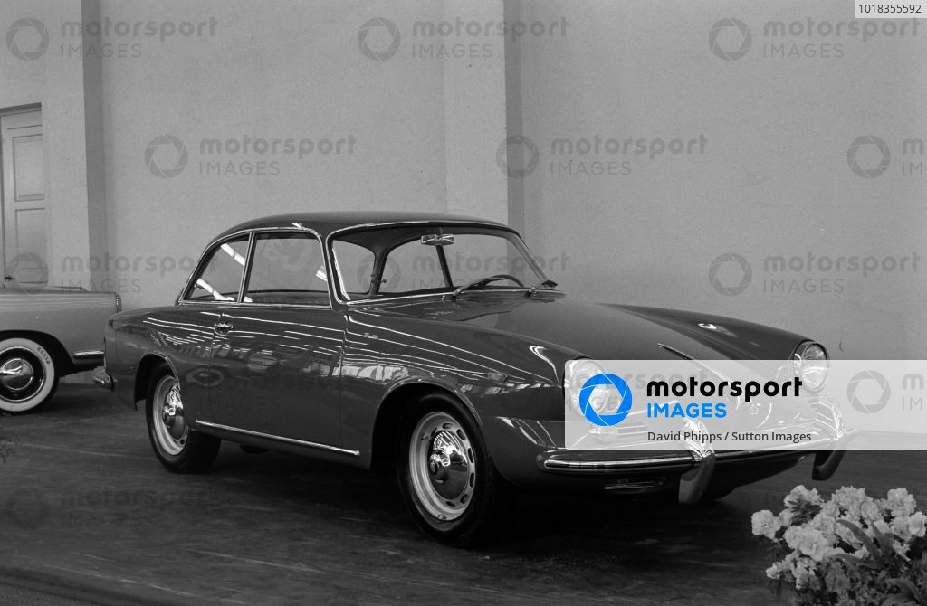 Beauttler Porsche 356B'Specialbody