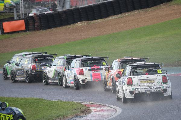 Ronan Pearson - Lux Motorsport MINI