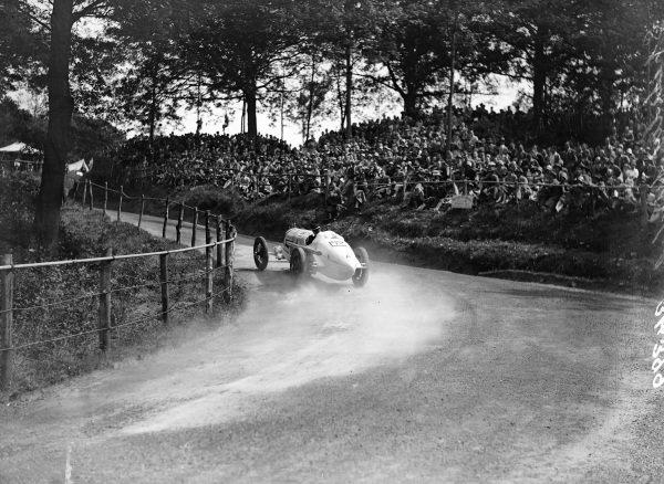 Hans Stuck, Austro Daimler.