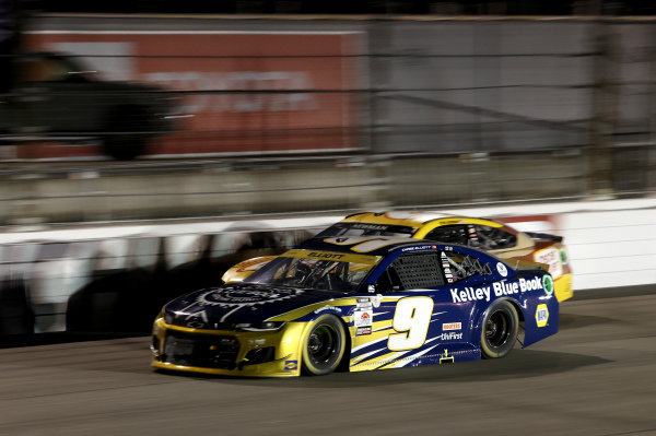 #9: Chase Elliott, Hendrick Motorsports, Chevrolet Camaro Kelley Blue Book