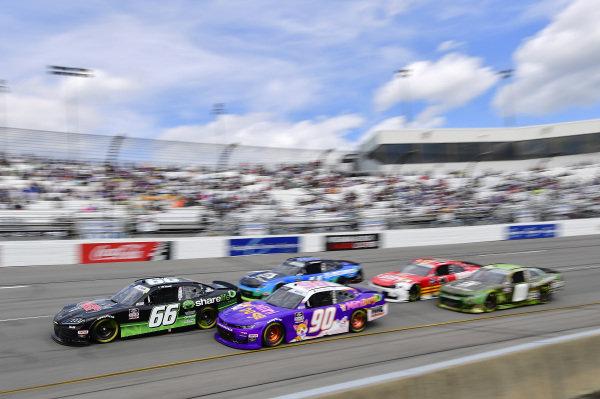 #66: David Starr, Motorsports Business Management, Ford Mustang, #90: Spencer Boyd, DGM Racing, Chevrolet Camaro MiniDoge