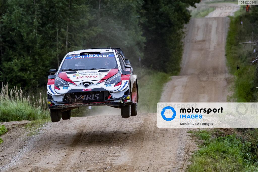 Kalle Rovanperä (FIN), Toyota Gazoo Racing WRT, Toyota Yaris WRC 2020