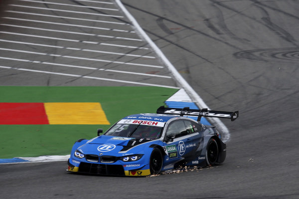 Philipp Eng, BMW Team RBM, BMW M4 DTM.