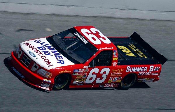 2003 NASCAR Daytona 500 Speedweeks,13,February 2003 Daytona Craftsman Truck Series -13,Feb 2003-Ronnie Hornaday the 3rd-World Copyright-RobtLeSieur2003LAT Photographic