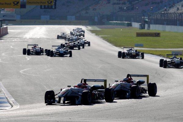 Luis Felipe Derani (BRA) FORTEC MOTORSPORTS Dallara F312 Mercedes