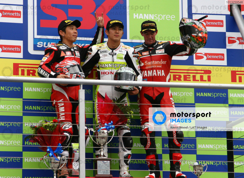 2008 World Superbike Championship.