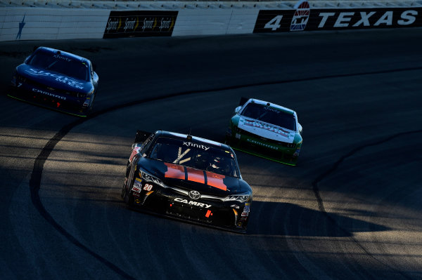 6-7 November, 2015, Fort Worth, Texas USA Erik Jones, GameStop/Call of Duty Black Ops III Toyota Camry (20) ?2015, John Harrelson / LAT Photo USA