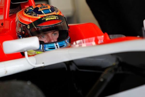 2014 GP3 Series Test 2. Jerez, Spain  Friday 11 April 2014. Dean Stoneman (GBR, Marussia Manor Racing)  Photo: Sam Bloxham/GP3 Series Media Service. ref: Digital Image _G7C1779