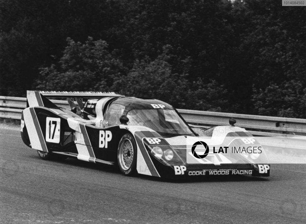 1981 Le Mans 24 hours.