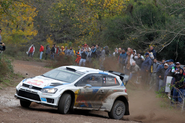 2014 World Rally Championship Rally Argentina 8th - 11th May 2014 Sebastien Ogier, VW, action Worldwide Copyright: McKlein/LAT