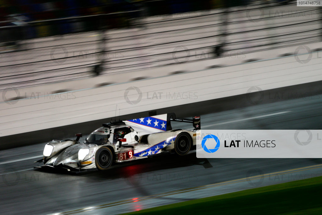 Round 1 - Daytona, Florida, USA