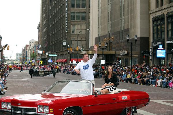 26  May, 2013, Indianapolis, Indiana,  USA Indianapolis Colts Player Pat McAfee.(c)2013, Maria W. GradyLAT Photo USA