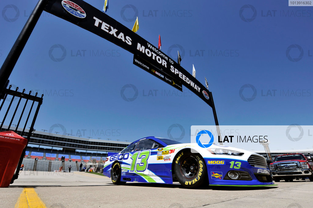 11-13 April, 2013, Fort Worth, Texas USA Casey Mears ©2013, Nigel Kinrade LAT Photo USA
