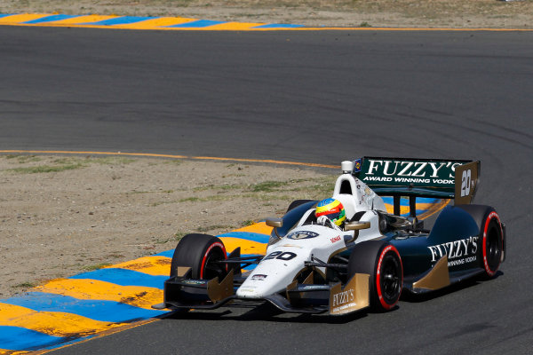 23-24 August, 2014, Sonoma, California USA Mike Conway ? 2014, Perry Nelson LAT Photo USA