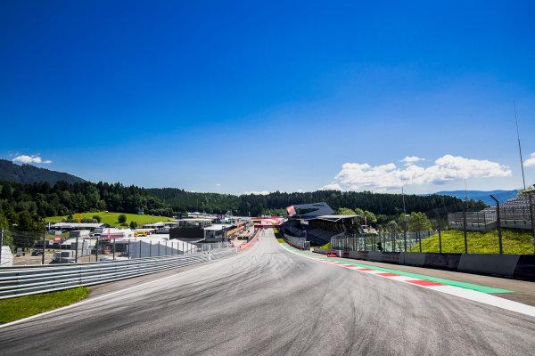 2017 GP3 Series Round 2.  Red Bull Ring, Spielberg, Austria. Thursday 6 July 2017.  Photo: Zak Mauger/GP3 Series Media Service. ref: Digital Image _56I0016