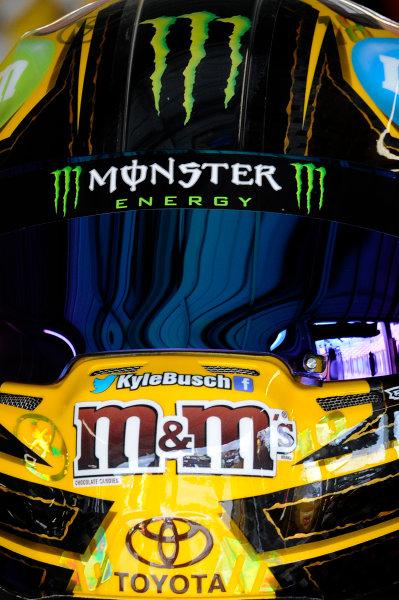 3-5 October, 2014, Kansas City, Kansas USA Kyle Busch, M&M's Toyota Camry ?2014, John Harrelson / LAT Photo USA