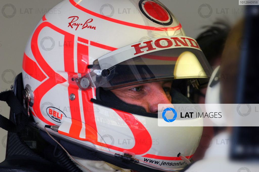 2004 British Grand Prix - Friday Practice,