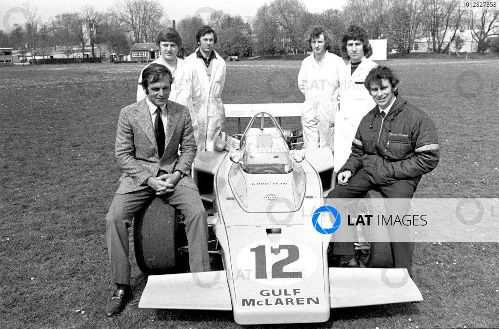 1970s Indycar Racing.