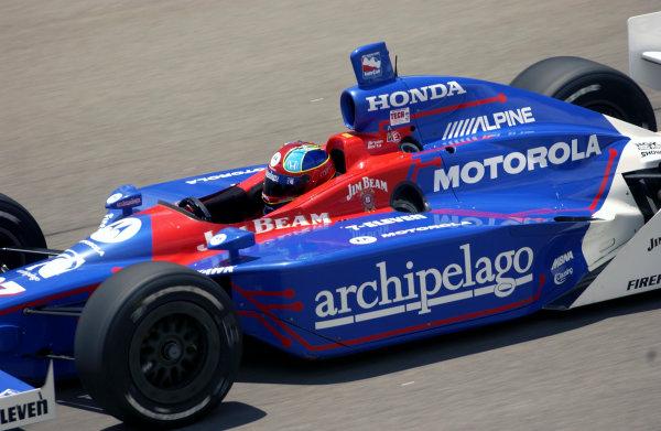 2003 IRL IndyCar Texas,6/5-6/7/03, Bryan HertaTexas Motor SpeedwayWorld Copyright-Walt Kuhn 2003 LAT Photographicref: Digital Image Only