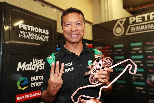 Razlan Razali, Petronas Yamaha SRT.
