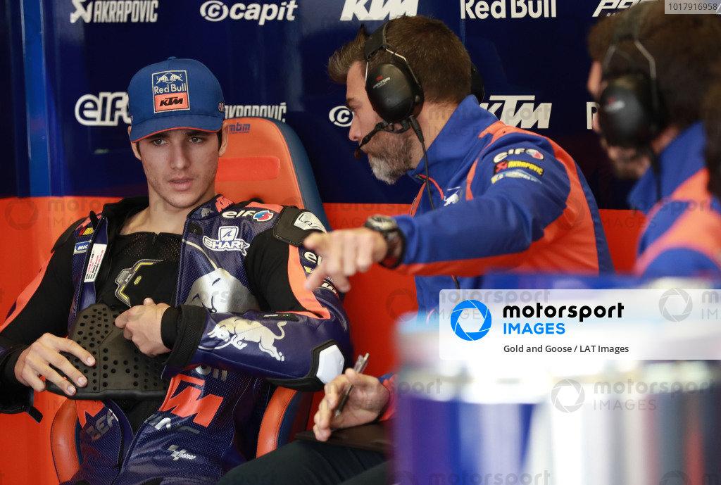 Iker Lecuona, Red Bull KTM Tech 3.