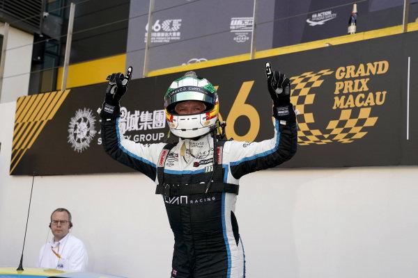 Race winner Andy Priaulx, Cyan Performance Lynk & Co 03 TCR.