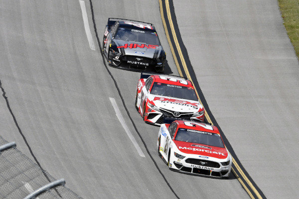 #21: Matt DiBenedetto, Wood Brothers Racing, Ford Mustang Motorcraft Quick Lane