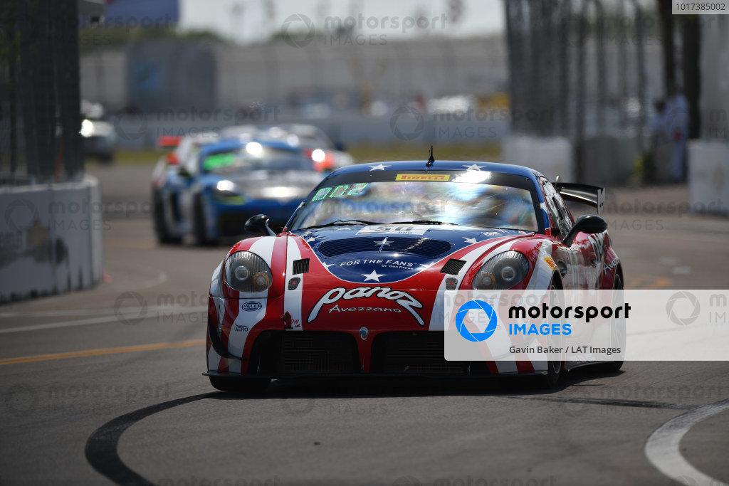 Ian James, Team Panoz Racing Panoz Avezzano GT4