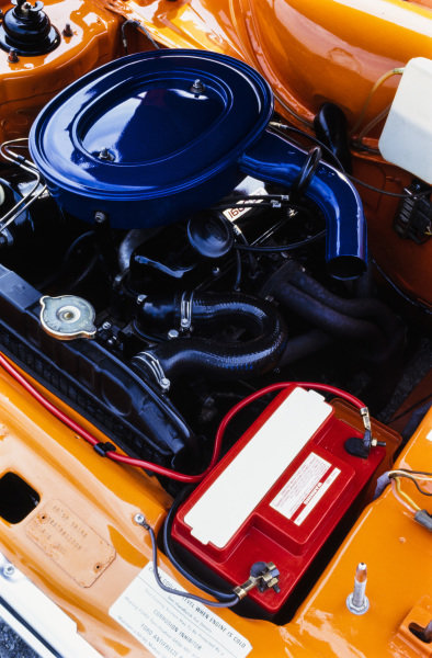 Ford Escort Mexico.