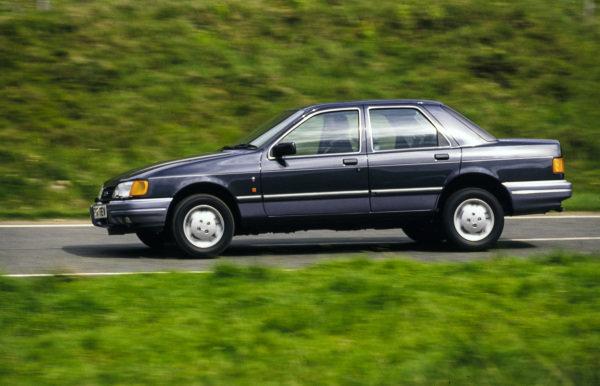 Ford Sierra Sapphire 2.0 GL.