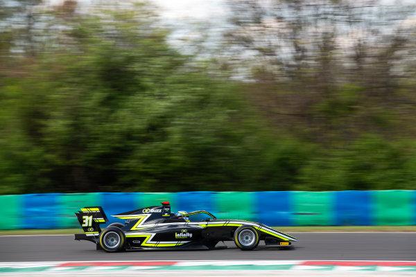 Logan Sargeant (USA) Carlin Buzz Racing