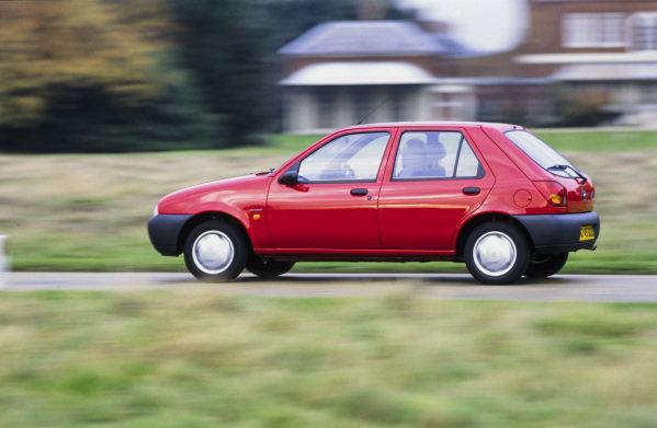 Ford Fiesta 1.3 Encore.