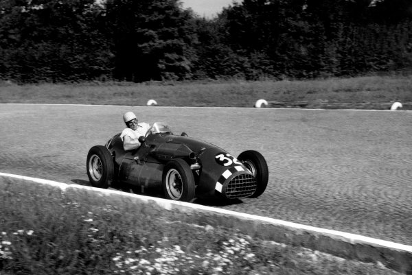 Monza, Italy. 7th September 1952.