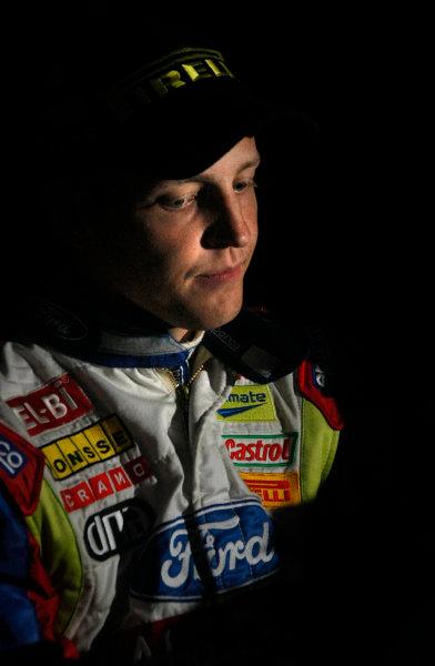 Round 10Rally Australia 3rd-6th September  2009Mikko Hirvonen, Ford, WRC, Portrait.Worldwide Copyright: McKlein/LAT