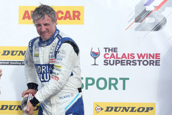 2017 British Touring Car Championship, Croft, North Yorkshire. 10th-11th June 2017, Jason Plato (GBR) Team BMR Subaru Levorg World copyright. JEP/LAT Images
