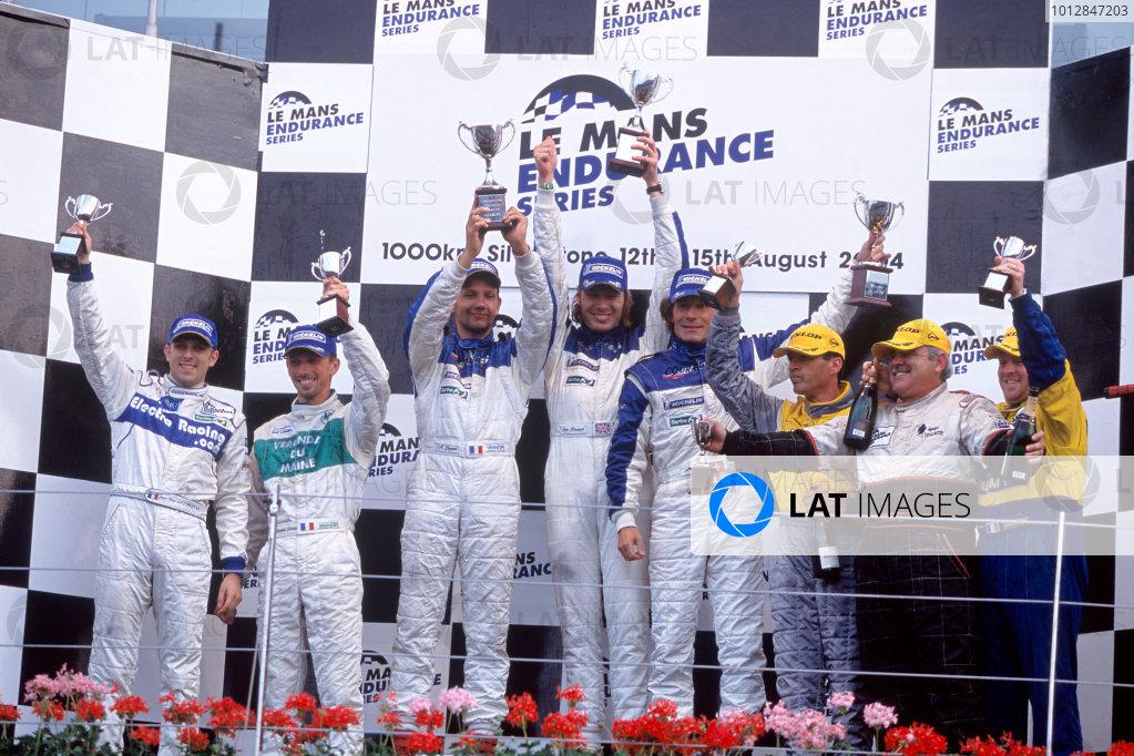 2004 Le Mans Endurance Series
