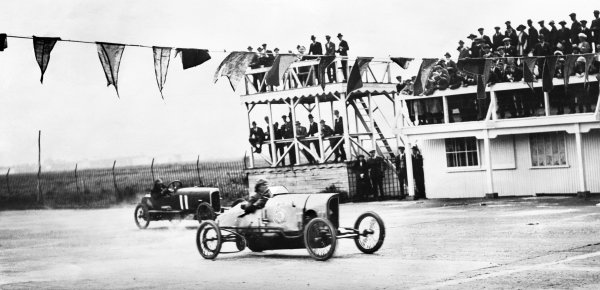 1920 Junior Car Club Meeting.