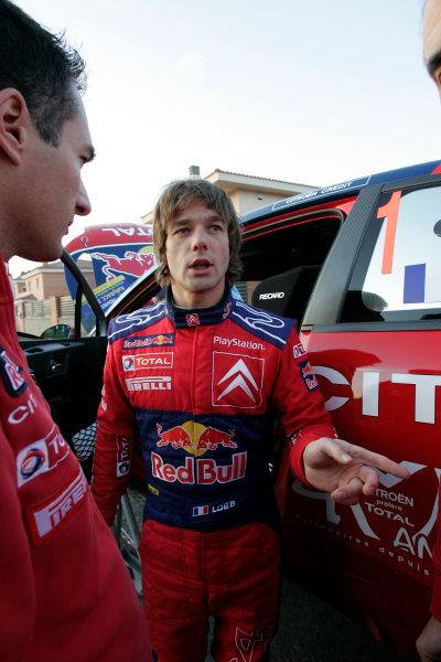 Round 11, Rally of Spain, Catalunya2nd-5th October 2008Sebastien Loeb, Citroen, portraitWorldwide Copyright: McKlein/LAT