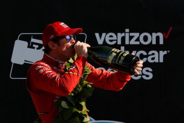 2-4 September, 2016, Watkins Glen, New York,  USA Scott Dixon, champagne ?2016, Michael L. Levitt LAT Photo USA