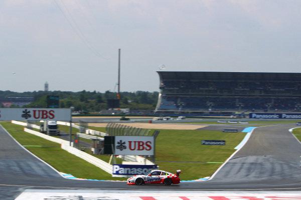 Kuba Giermaziak (POL) Verva Racing Team. Porsche Supercup, Rd6, Hockenheim, Germany, 20-22 July 2012.