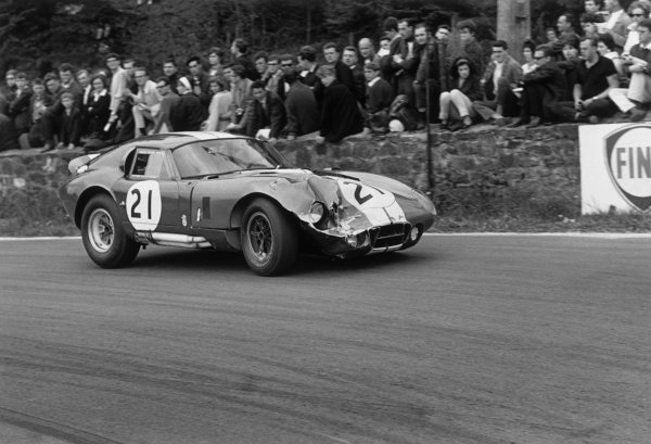 Spa-Francorchamps, Belgium. 16th May 1965.