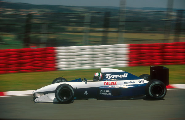 1992 South African Grand Prix.