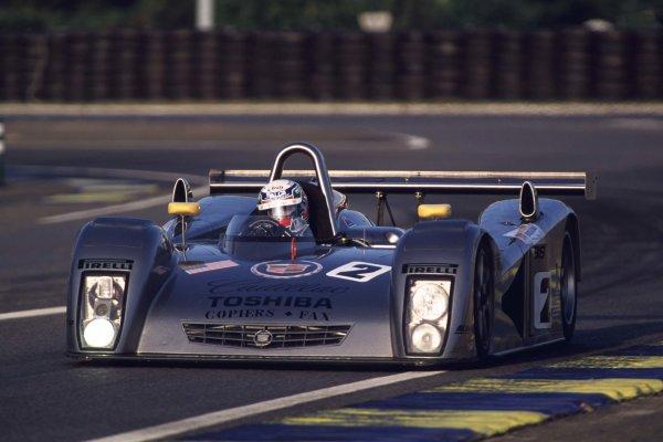 2000 Le Mans 24 Hours.Le Mans, France.17-18 June 2000.Cadillac Northstar LMP.World - LAT Photographic