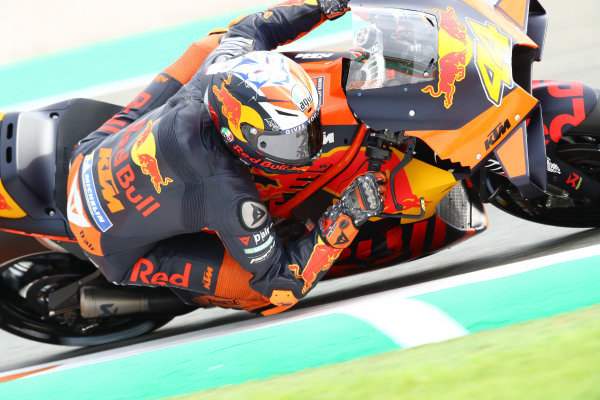 Pol Espargaro, Red Bull KTM Factory Racing.